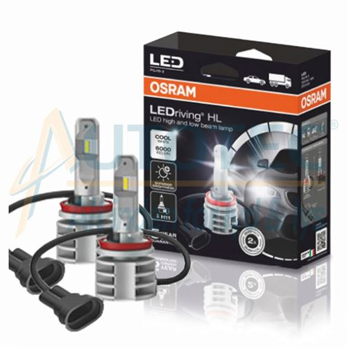 LEDriving LED HL H11 Gen2